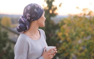 How to cope with cancer survivor's guilt